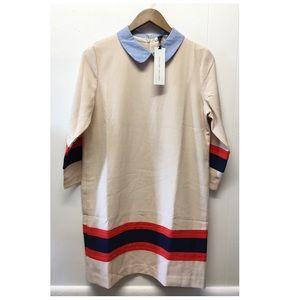 English Factory | NWT Peter Pan Collar Shift Dress